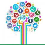 social networking نقش شبکه های اجتماعی سئو
